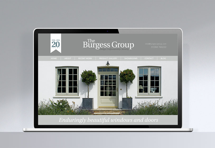 burgess-website